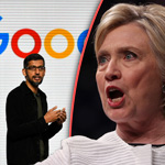 Google Attempted to Rig 2016 Election for Hillary Clinton, Email Chain Reveals