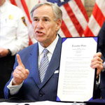 Gov Abbott Declares Texas a 'Second Amendment Sanctuary'