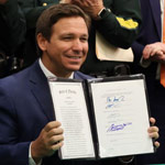 Gov. DeSantis Signs Florida's 'Anti-Riot' Bill into State Law