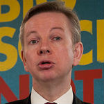Michael Gove Takes Trip To Chief Whip In Cabinet Change Around