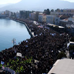 news thumbnail for Thousands of Greek Citizens Protest Against Migrants  Demand Mass Deportation