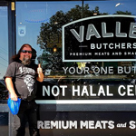 Liberals Implode As Butcher Refuses to Remove 'Not Halal' Sign
