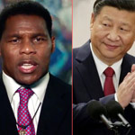 Herschel Walker: China is Funding Democrats Via Donations to Black Lives Matter
