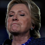 Hillary Clinton Abandons Doomed Speaking Tour to Attend Wedding