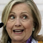 thumbnail for Hillary Clinton   One Man   s Ego  is Damaging Integrity of US  Democracy