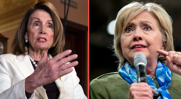 Hillary & Pelosi Advise Illegal Immigrants How to Escape Justice Ahead of Raids