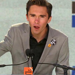 David Hogg: 'Non-Binary People' Founded Gun Control Movement 'Centuries Ago'