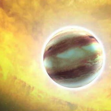 NASA Maps Temperature And Vapour On 'Extreme Exoplanet'