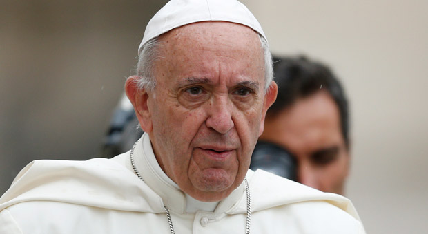 liberal pope francis is faced with yet another scandal to rock the catholic church