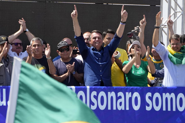 Hundreds of Thousands of Brazilians Rise Up to Reject 'The Great Reset' Hundreds-thousands-brazialians-great-reset-29921