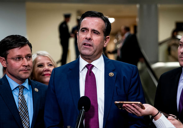 dni john ratcliffe confirmed monday that hunter biden s emails are genuine and didn t  come from the kremlin