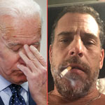 Hunter Biden's Signature Appears on Laptop Repair Bill from Store that Leaked Files