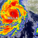 Hurricane Willa Threatens Migrant Caravan: Storm Due to Hit Mexico, Experts Warn