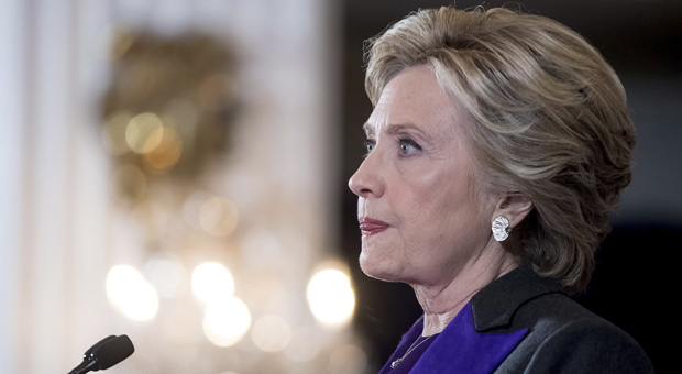 IG Report: Hillary Clinton Has Committed 'Sexual Crimes Against