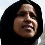 Ilhan Omar-Backed, Terrorism-Linked Group to Protest Trump's Minnesota Visit