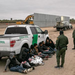 Illegal Border Crossers Test Positive for COVID After Freed into US by Biden Admin