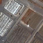 Iran Digs Mass Graves for Coronavirus Victims So Big They're Visible from Space