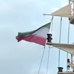 Iran Flies Iranian Flag on Seized British Oil Tanker, Taunts Britain on State TV