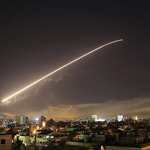 Israel Launches Unprecedented Missile Attack On Syria