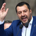 Italy Leader Rejects Globalist EU Migrant Plan, Vows to 'Crush Human Trafficking'