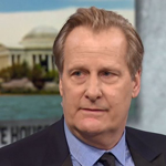 Jeff Daniels: Trump Supporters Voting for 'a President Who is Heading to Prison'