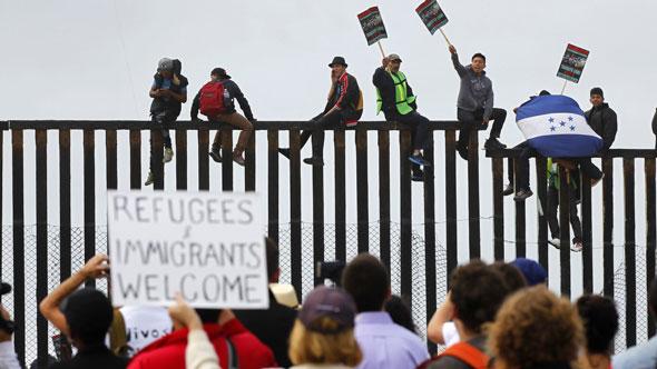 Migrant Caravan Demands Joe Biden Honors His 'Commitments' Joe-biden-amnesty-illegal-aliens-first-100-days-3251120