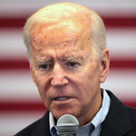 Joe Biden Calls Female Voter a 'Lying, Dog-Faced Pony Soldier' During Campaign Event