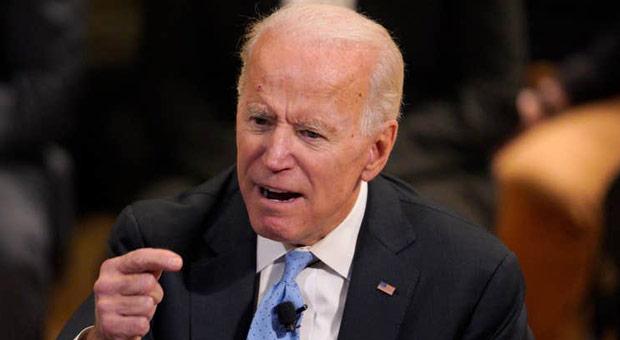 Joe Biden Warns Gun Makers: 'I'm Going to Take You Down'