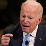 Joe Biden Warns Gun Makers: 'I'm Going to Take You Down'