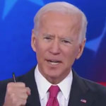 Joe Biden's New 2020 Pitch: Hitting Women is Okay 'in Self Defense' - WATCH