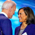 news thumbnail for Joe Biden  Jokes  About Faking  Some Disease  and Stepping Aside for Kamala Harris