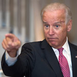 Joe Biden: 2nd Amendment Doesn't Say Americans are 'Entitled' to Own Guns