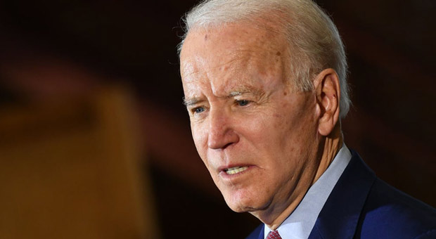 Biden Threatens to 'Rebuild' and 'Transform' America if Elected