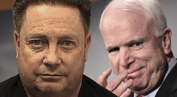 john mccain s campaign manager was arrested as part of a widespread investigation