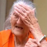 Police Throw 94-Year-Old Woman Into Jail Because Of 'Mold' In Her Apartment
