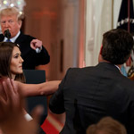 latest Judge Rules Trump Must Reinstate CNN's Jim Acosta's White House Press Pass