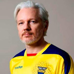Julian Assange Hints That He's Been Extradited to Ecuador