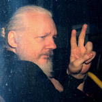 Julian Assange: UK Officials Push to Extradite WikiLeaks Founder to Sweden