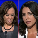 Tulsi Gabbard 'Destroyed' Kamala Harris in Dem Debate, Exposed Her 'Dirty Cop' Record