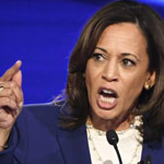 Kamala Harris: Trump is the Most 'Unpatriotic President' Ever