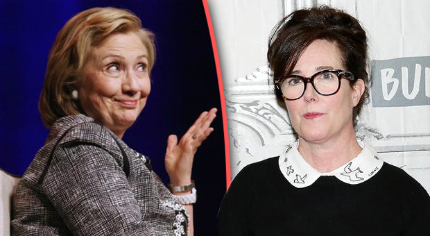 designer kate spade worked with clintons in haiti