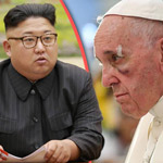 Kim Jong-Un Requests Pope Francis Visits North Korea
