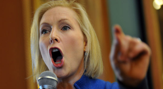 2020 Democrat Gillibrand Calls for Taxpayer-Funded Social Security for Illegals