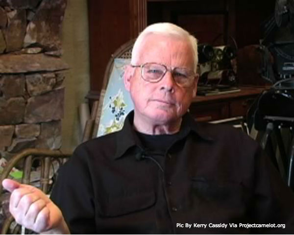 john lear  the son of learjet inventor  bill lear  has given his expert evidence to project camelot org