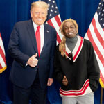 Leftists Implode After Lil Wayne Praises Trump and His Work with Black Community