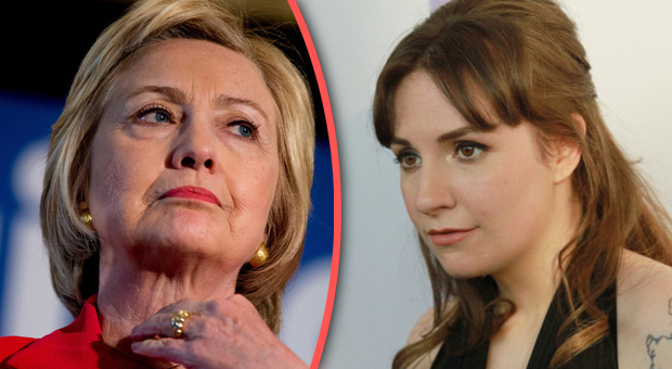 Lena Durham: Hillary Clinton Helped Harvey Weinstein Cover Up His Rapes