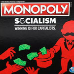 Liberals Implode Over New Monopoly Socialism Game: 'Winning is for Capitalists'