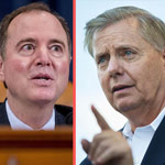 Lindsey Graham Vows to Call Adam Schiff to Testify Before the Senate