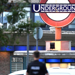 latest Explosion Inside London Tube Station As Commuters Flee Area