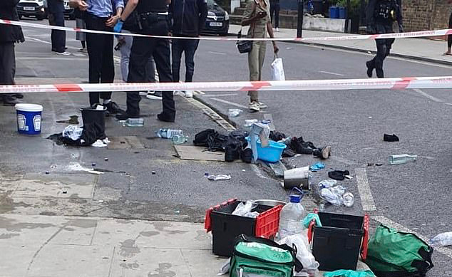 Khan's London: Victims Sprayed With Acid In Terrifying Attack in Capital